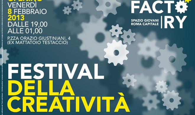 festival creativita_2013