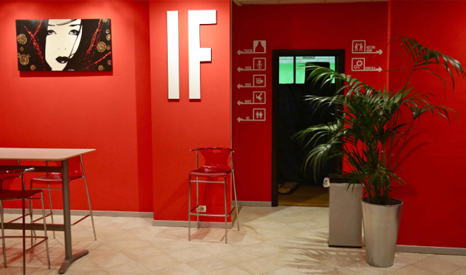 Idea factory roma spazio di coworking romaprovinciacreativa for Affitto coworking roma