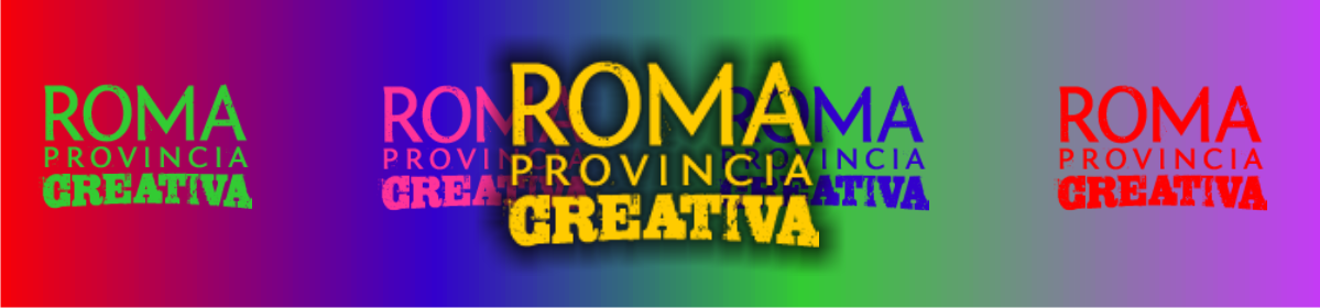 ROMA PROVINCIA CREATIVA
