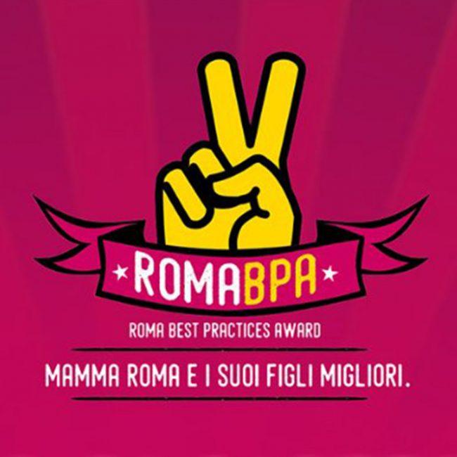 AL VIA IL ROMA BEST PRACTICES AWARD 2020
