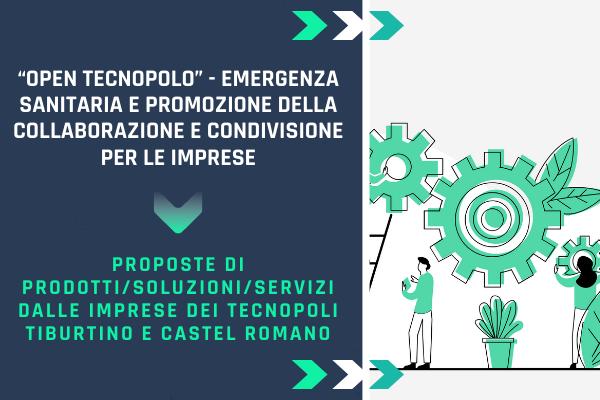 Open Tecnopolo Roma