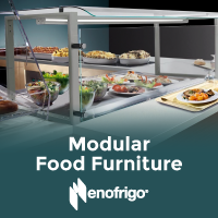 Modular Food Furniture