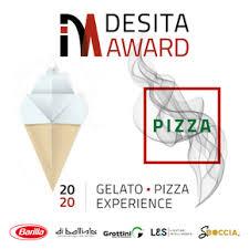 DESITA AWARD – GELATO & PIZZA EXPERIENCE