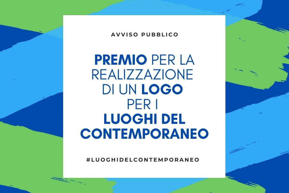 """Premio per il logo """"Luoghi del contemporaneo"""""""