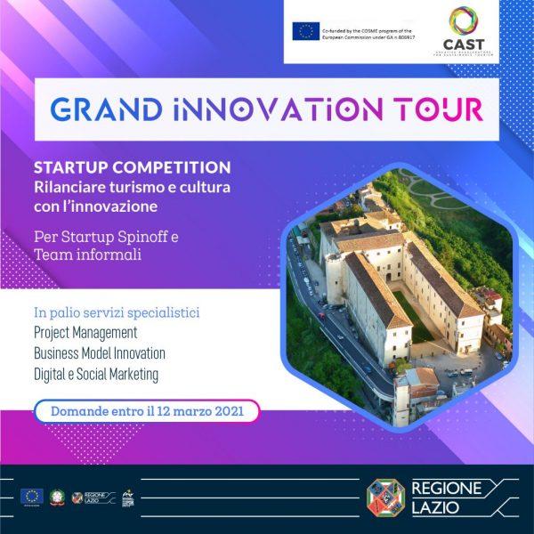 12/03/2021 – Grand Innovation Tour 🗓