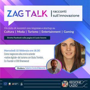 10/02/2021 ore 16.30 – Zag talk 🗓