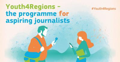 12/07/2021 – Youth4-Regions, Call per giornalisti 🗓