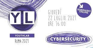 YouthLab, webinar Luglio 2021 🗓
