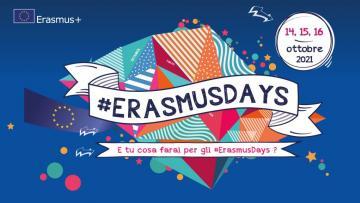 14-15-16 ottobre 2021 #ErasmusDays 🗓